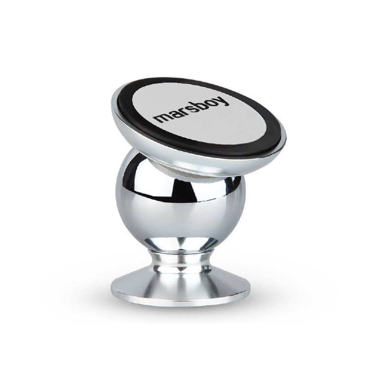 Marsboy Drehbare Mini 360 Grad Magnetic Car Mount-Telefon-Halter
