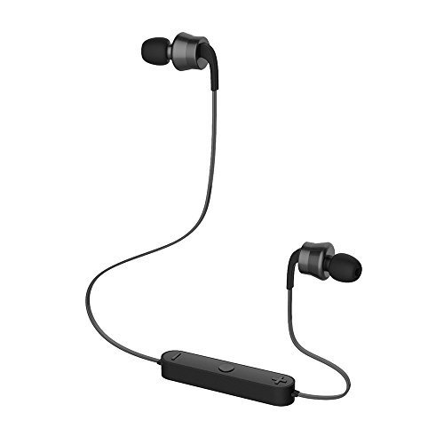 Trendwoo Runner X3 drahtloser Bluetooth 4.0 Stereo Sport Kopfhörer für Smartphones Tablets-Schwarz