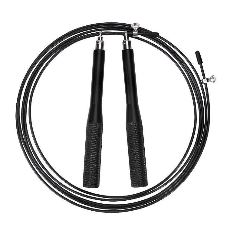 marsboy Fitness Jump Rope with Aluminum Handles for Adults