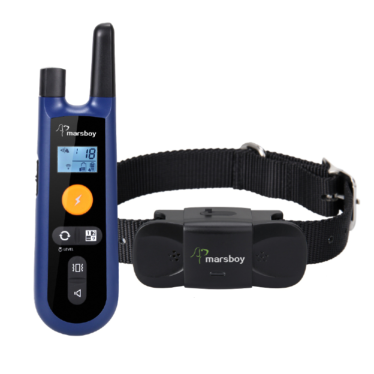 marsboy Dog Training Collar,Rechargeable and All-Weather Res