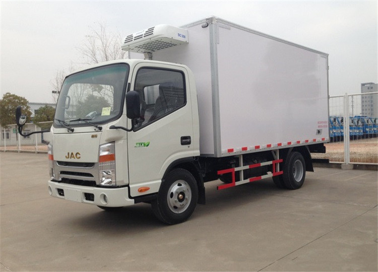 JAC 5 Ton Refrigerated Trucks,freezer Refrigerator Truck