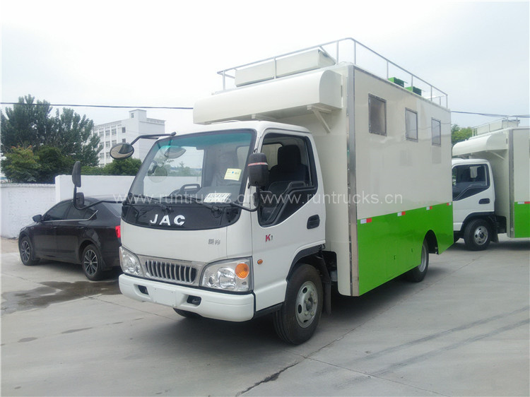 Dongfeng Multifunction Mobile Food Truck
