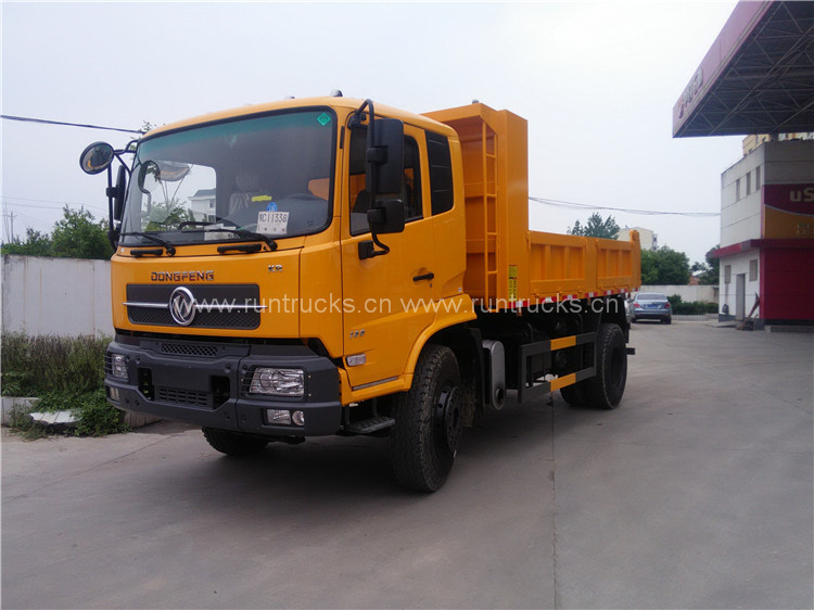 Camion benne basculante Dongfeng 10T