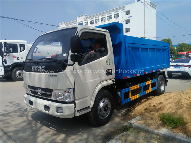 Dongfeng 5t Dump Müll