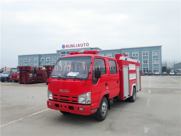 China Isuzu Fire Truck, Isuzu Fire Vehicle, Isuzu Fire Fight