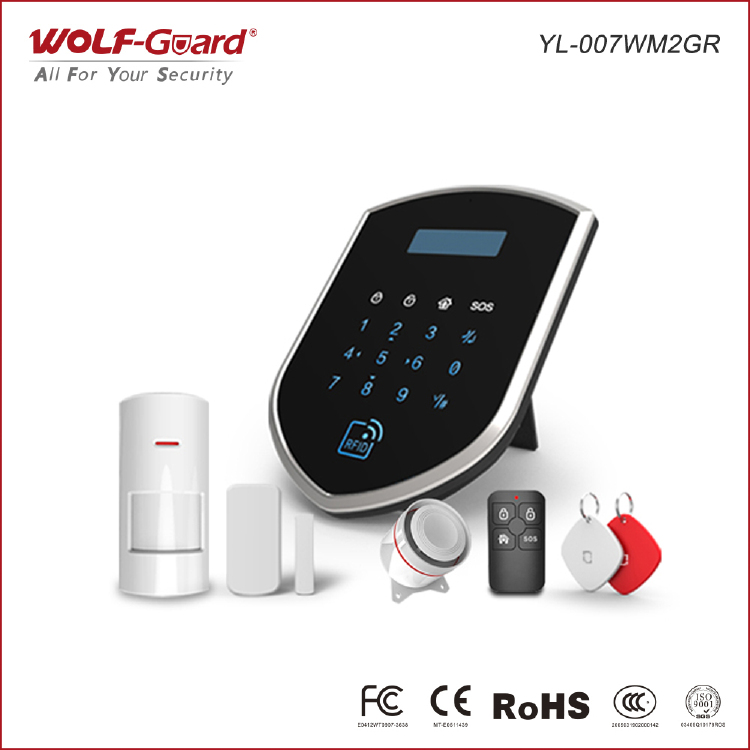 wm2gr-wifi-gsm-sistema de alarme