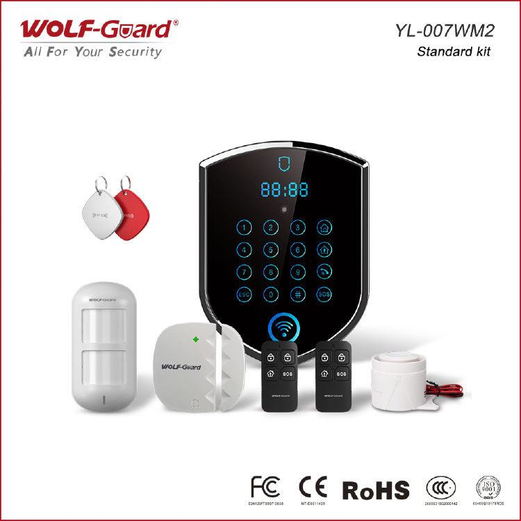 GSM-pstn-sistema de alarme