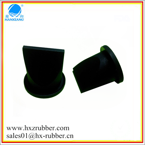 One Way  Silicone / Rubber Check Valve for Pipe Parts