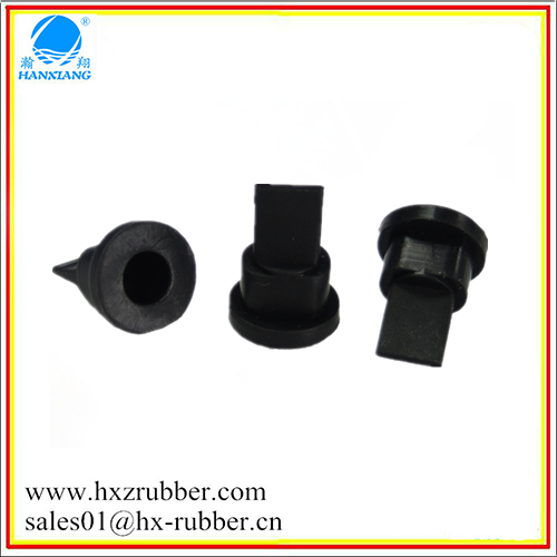 Food Grade Silicone / Rubber Duckbill Check Valve for Medica