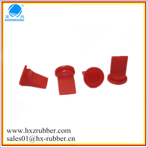 Eco-friendly Feature Silicone / Rubber Duckbill Check Valves