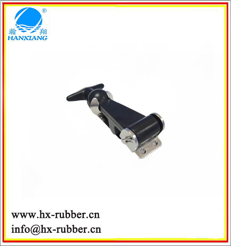 Small Size Good Quality Rubber Latch for ice cooler box Make