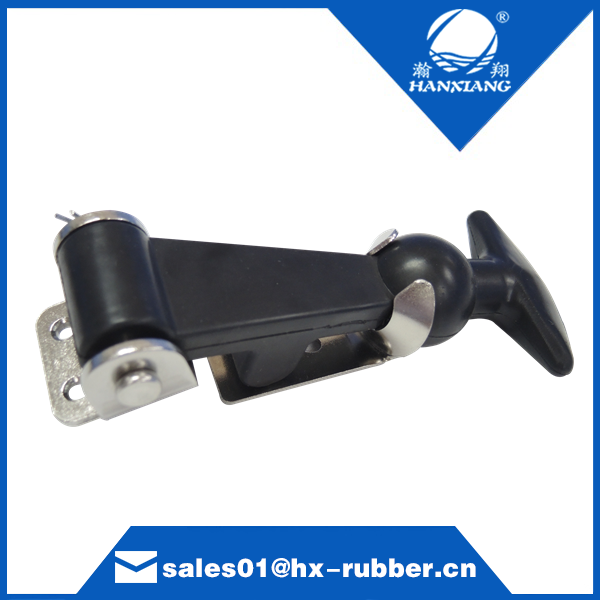 Design T Rubber Hinge / Toggle Catch Latch for Cooler Chest