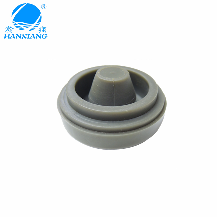Hanxiang supply plastic rubber feet / pad / handle grips coo