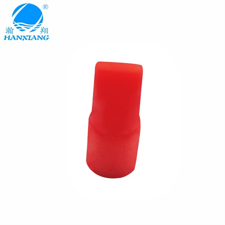 Medical grade air release mini silicone duckbill valve