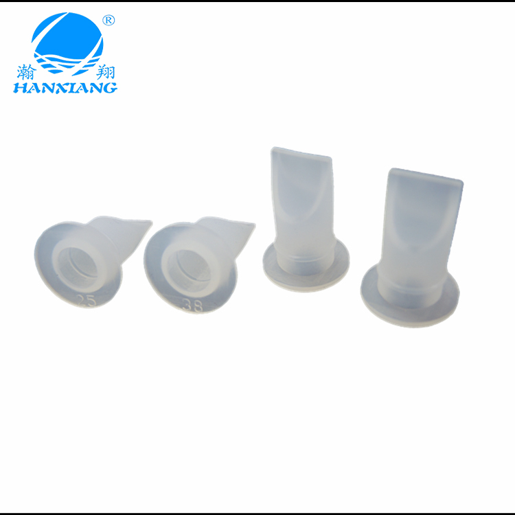High temperature resistance one way silicone valve for dispe