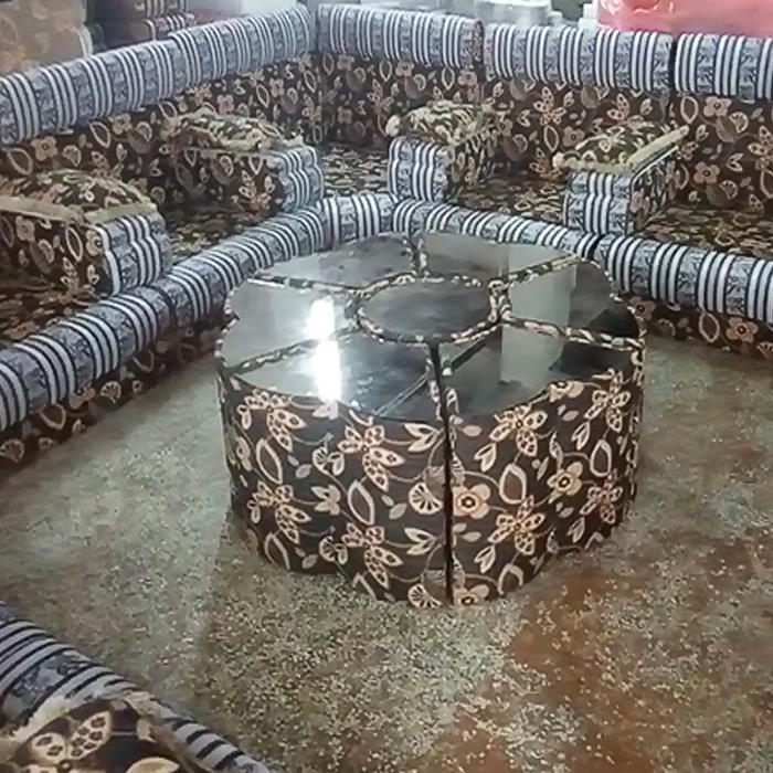 Arabic majlis big cushion sofa