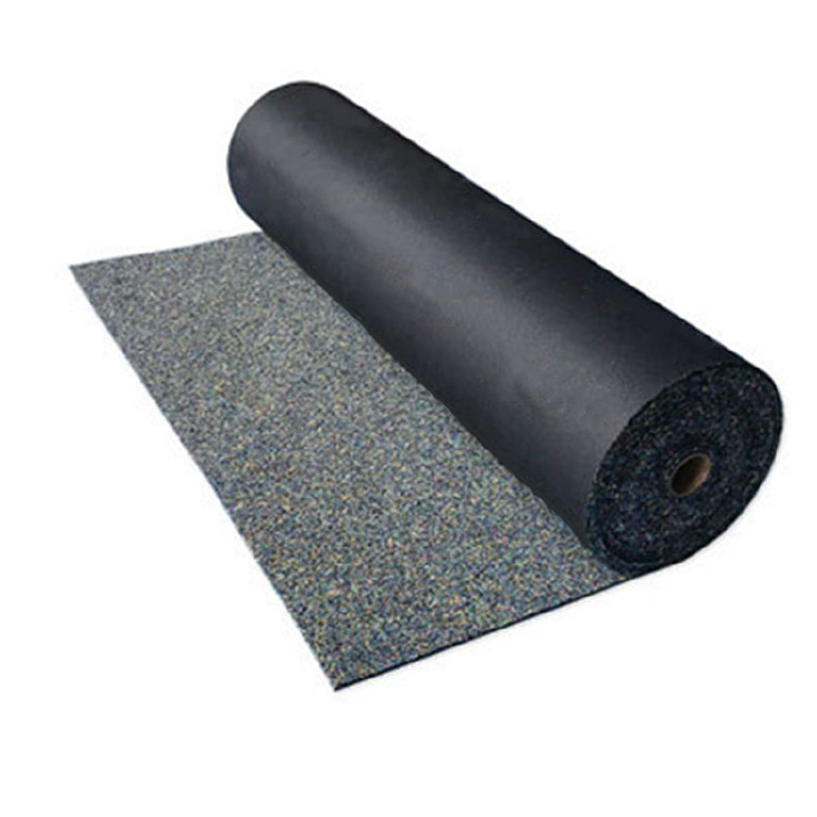 Soundproof Laminate Underlay Rubber Flooring