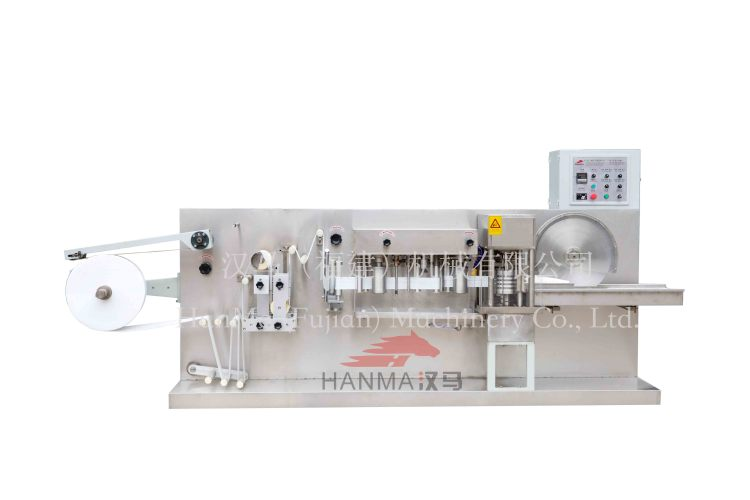 HM-180 wet wipe folding machine (5-30 pcs per pack)