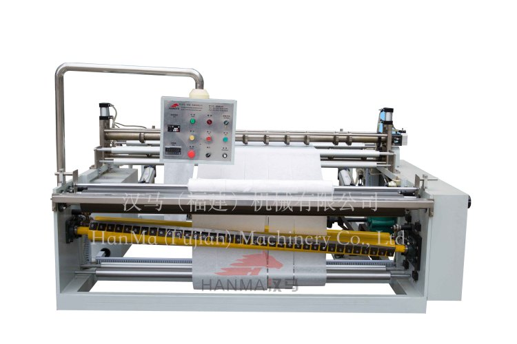 HM-S150  wet wipe machine (Roll type)