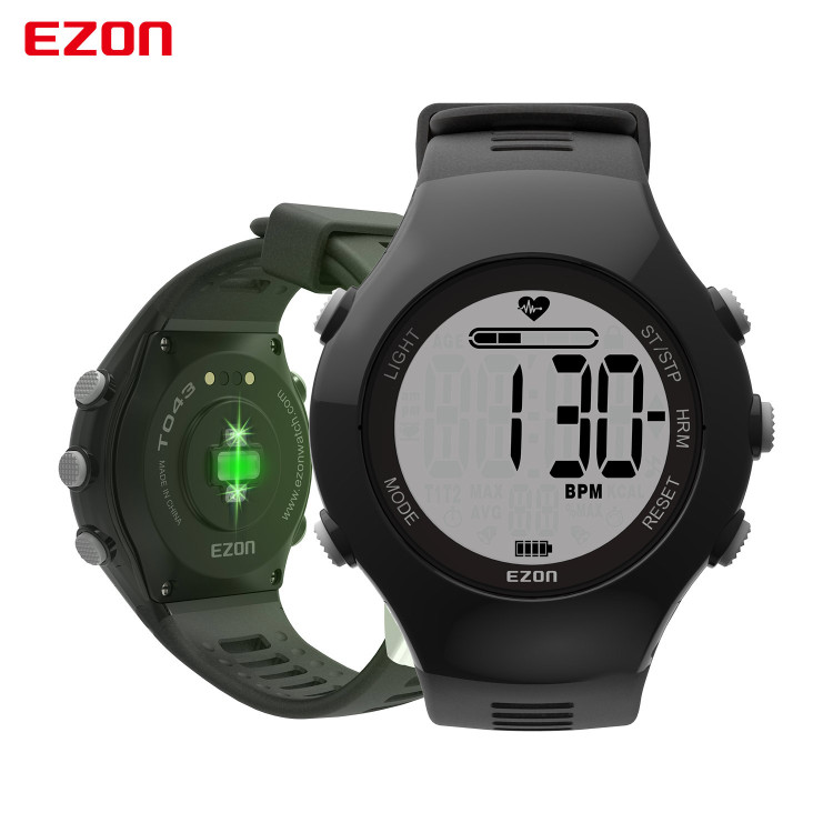 T043 Optical Heart Monitor Watch Powered by PHILIPS Wearable