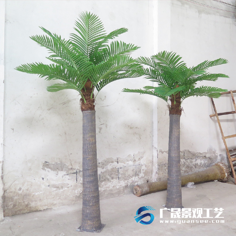 artificial palm tree coconut tree