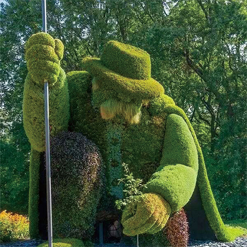 High quality artificial topiary sculpture