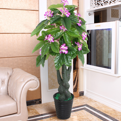Luxury Customize Artificial Tree Home Fake Decoration Plant
