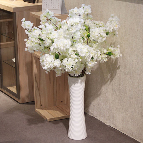 Hot selling decorative artificial flower cherry blossom