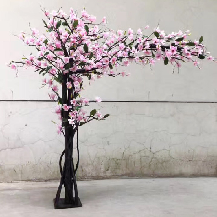 Simulation  Magnolia flower tree