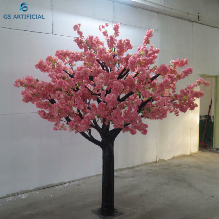 Artificial Cherry Blossom Silk Flower Tree Bridal Wedding