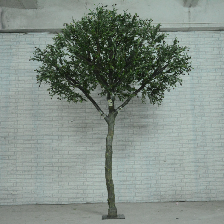 3m high artificial olive tree