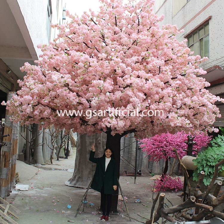 6m high huge artificial tree artificial cherry tree branches