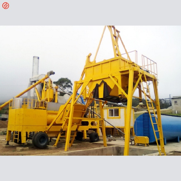 QLB Series Batch Mix Asphalt Plant i