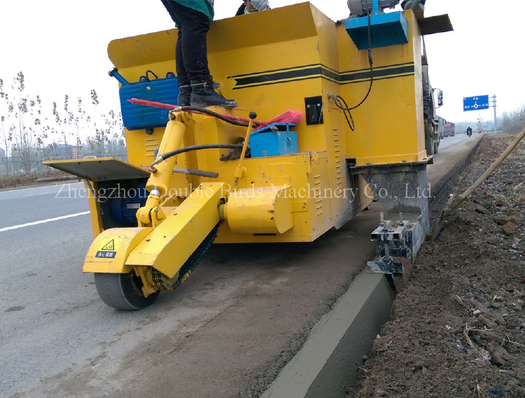 LYS-6 Concrete Road Curb And Gutter Machine For Sale