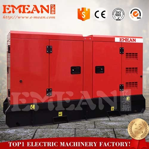 CE and CCC approved  Diesel Generator 120kw