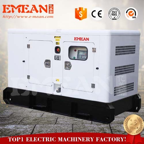 CE high quality with FAWDE engine Diesel Generator set