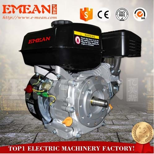 2017 New gasoline engine GX200 6.5HP with flange sold to Ita