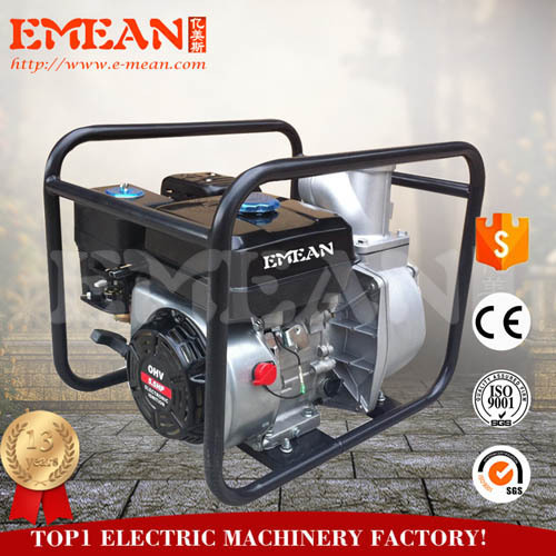 Gasoline water pump price,drainage pumping machine,4-stroke