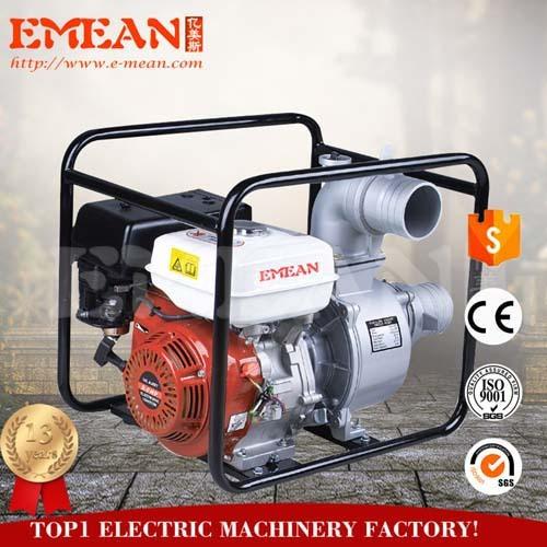 4inch gasoline water pump cheap PRICE by Honda engine Gas wa