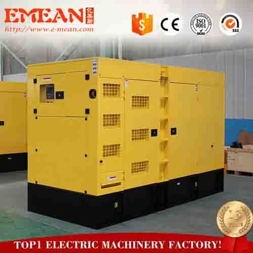 500Kva Cummins Engine Diesel Generator Set