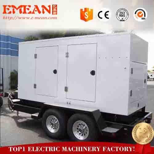 125KVA parkins diesel generator