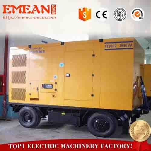 water-cooled 50-750kva diesel generator