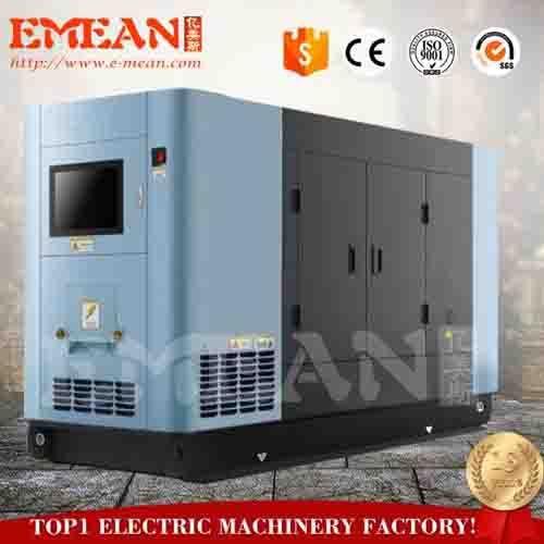 50HZ 100kVA 3Phase Soundproof   Diesel Generator Set