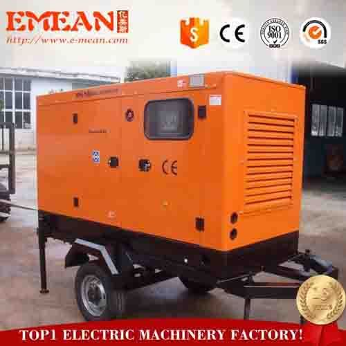diesel generator 35kva with famous engine from fujian fuan s
