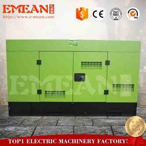 Water Cooled Yanmar Engine Diesel Generator Set