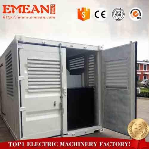 60kw 80KVA Weichai diesel generator