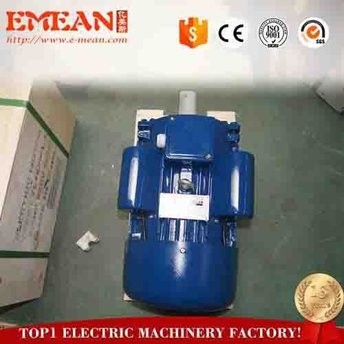 YC single phase ac motor 1.5kw YC 90L-2 for machine tools