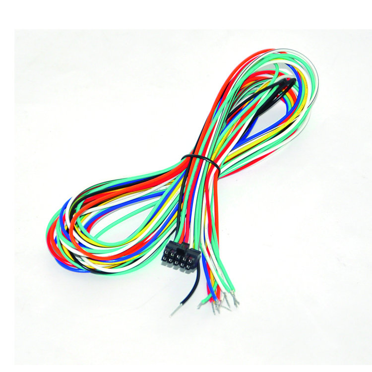 wire harness with terminal