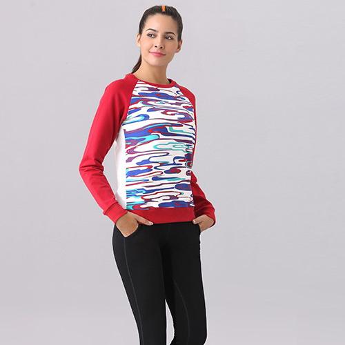 China factory wholesale OEM long sleeves yoga wear