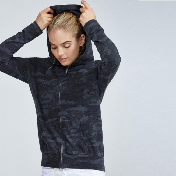 Wholesale women printing hoodies